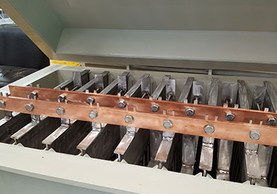 Electrowinning Cell Busbars