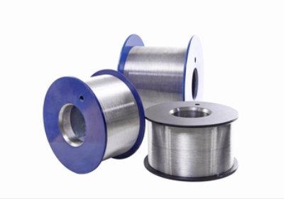 Metallic spool