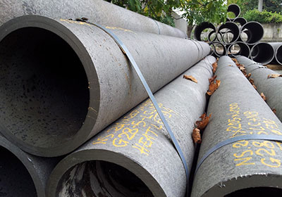 Rough Pipes