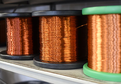 Spring Wire Spool