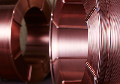 Copper Covered Solid Welding Wire