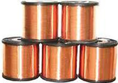 Fine Annealed Copper Wire on DIN 250 Spools